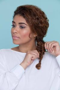 How to Fishtail Braid Curly Hair: Master this Hair Trend