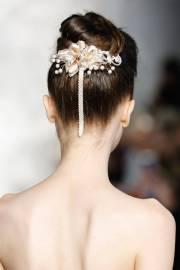 6 wedding updo hairstyles wear