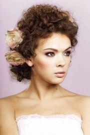 vintage hairstyles curly