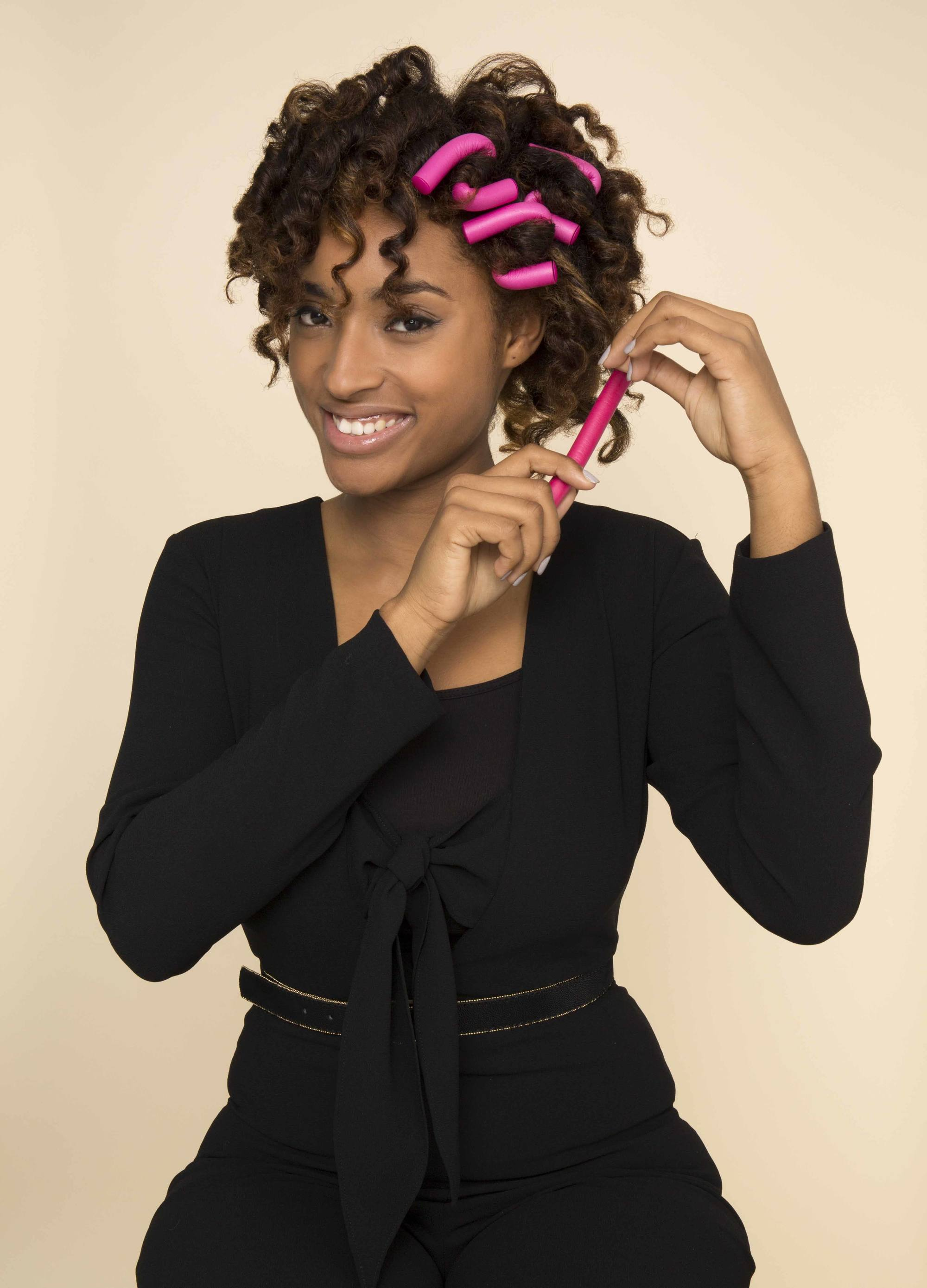 5 Easy Natural Hairstyles for Beginners