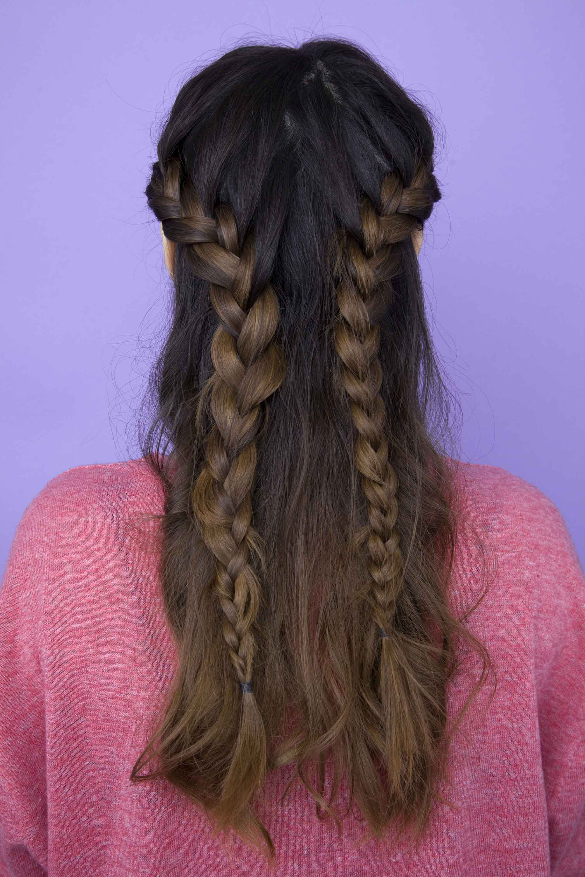 French Braid Hairstyles: 8 Casual Weekend Plaits To Try