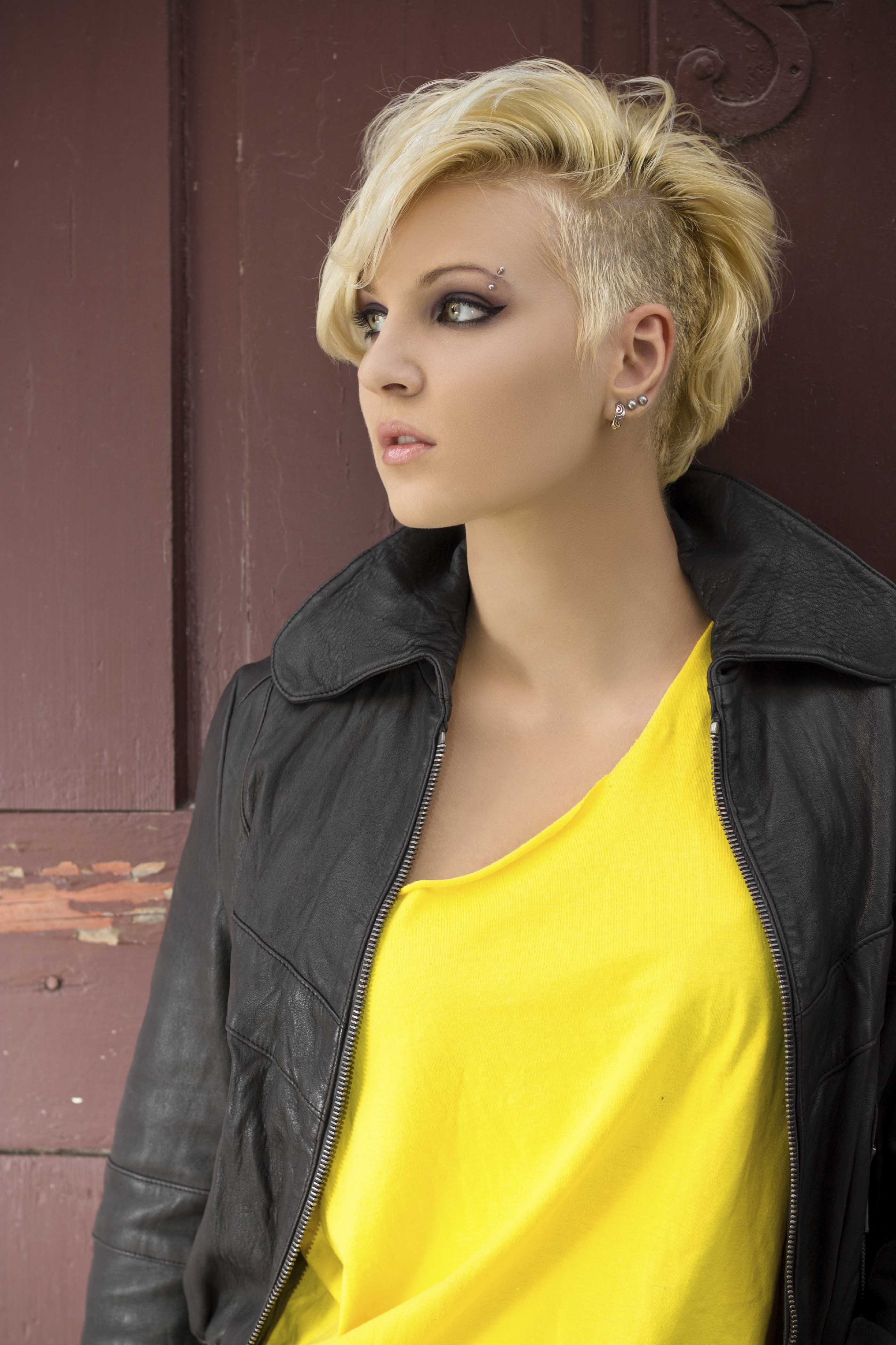 8 Fashionable Mohawk Hairstyles for Women From Haute to HeadTurning