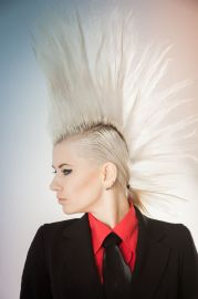 8 fashionable mohawk hairstyles