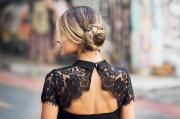 simple updo ideas prom