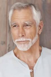 men's grey hairstyles hottest