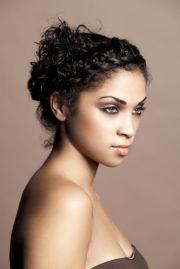 curly braids and hair ideas
