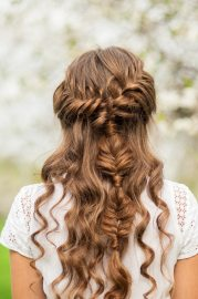 curly braids 30 style ideas