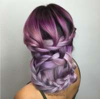 Purple Hair: The Most Stunning Photos Ever, Plus the ...