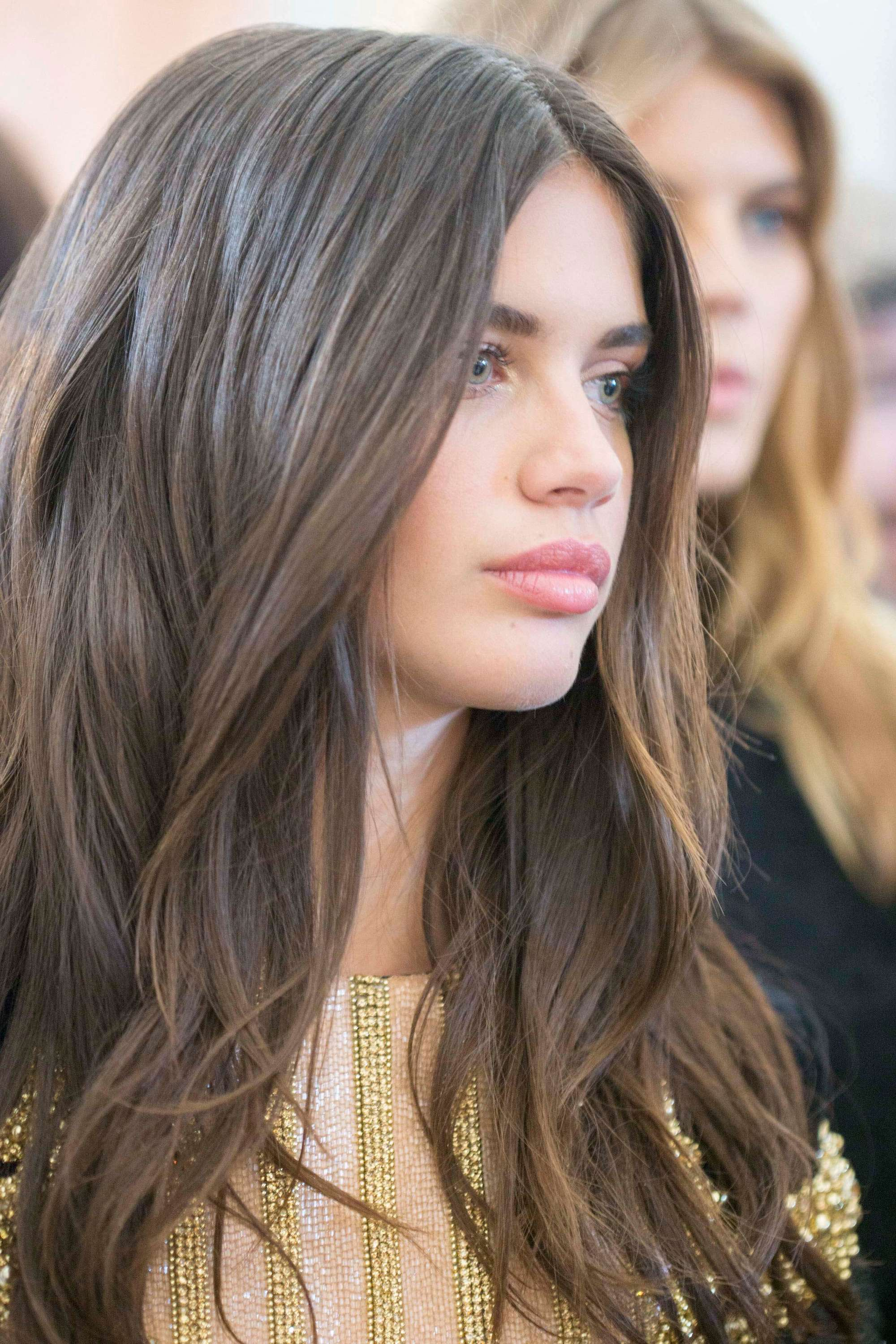 Less Is More 34 Ways to Wear Lowlights for Brown Hair