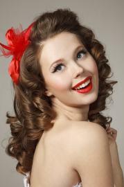 vintage wedding hairstyles inspire