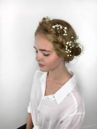 Wedding Updos for Long Hair: 30 Looks for Brides for All ...