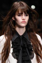 wispy bangs hairstyles