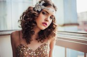 roaring 20s hairstyles with headband