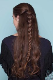 easy braids long hair 20