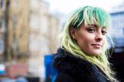 green hair 10 wearable shades