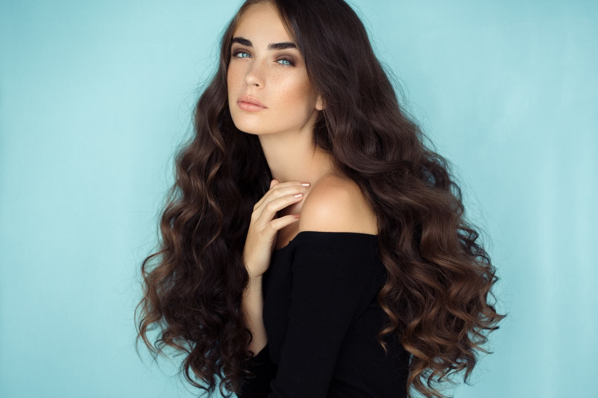 Long Curly Hairstyles 25 Fabulous Looks to Love