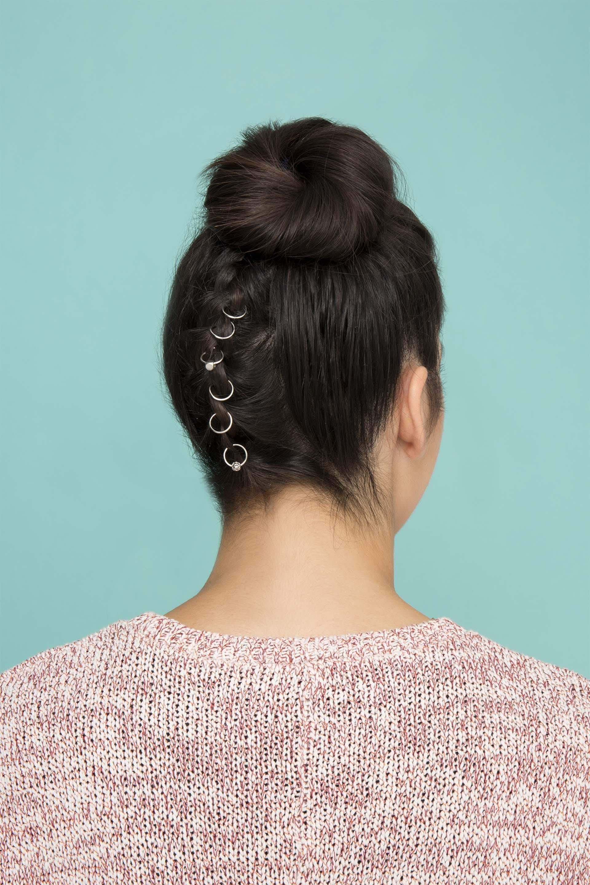 Under Braid Hairstyles: 8 Looks to Sass Up Your Week (and