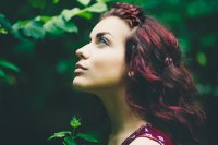 Black Cherry Hair Color: 13 Easy Ways to Wear This Look