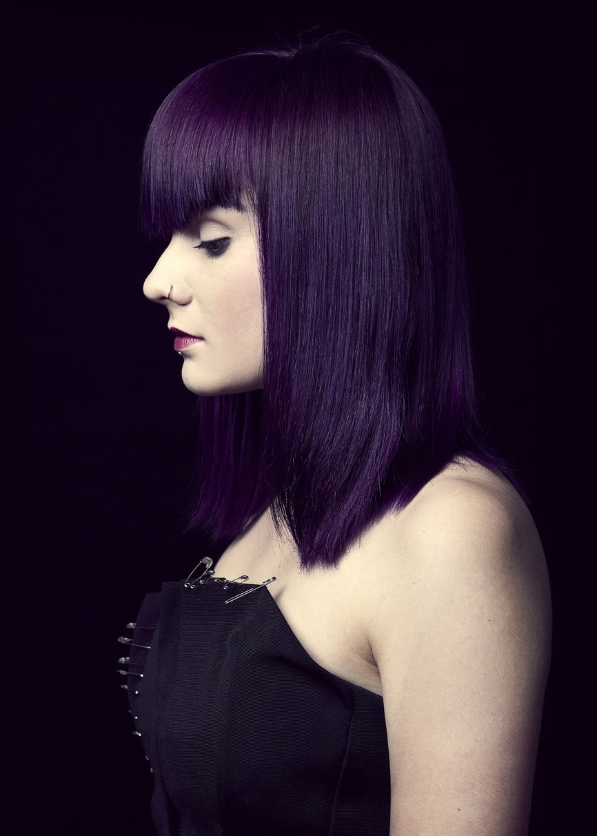 Red and Purple Hair: 10 Looks That Prove This Color Combo