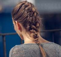 Hairstyles for thick hair: 4 braided hairstyles your mane ...