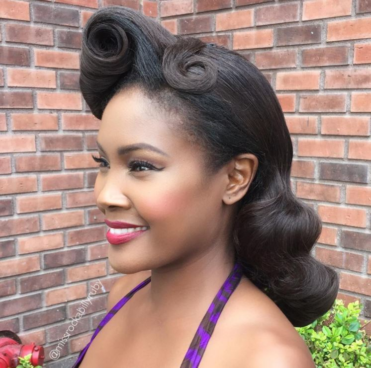 18 retroperfect 50s hairstyles to try