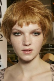 5 cool ways wear short bangs
