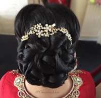 7 Asian bridal hairstyles that'll make you look 10/10 on ...