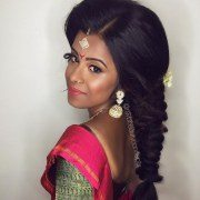 of indian wedding hairstyles
