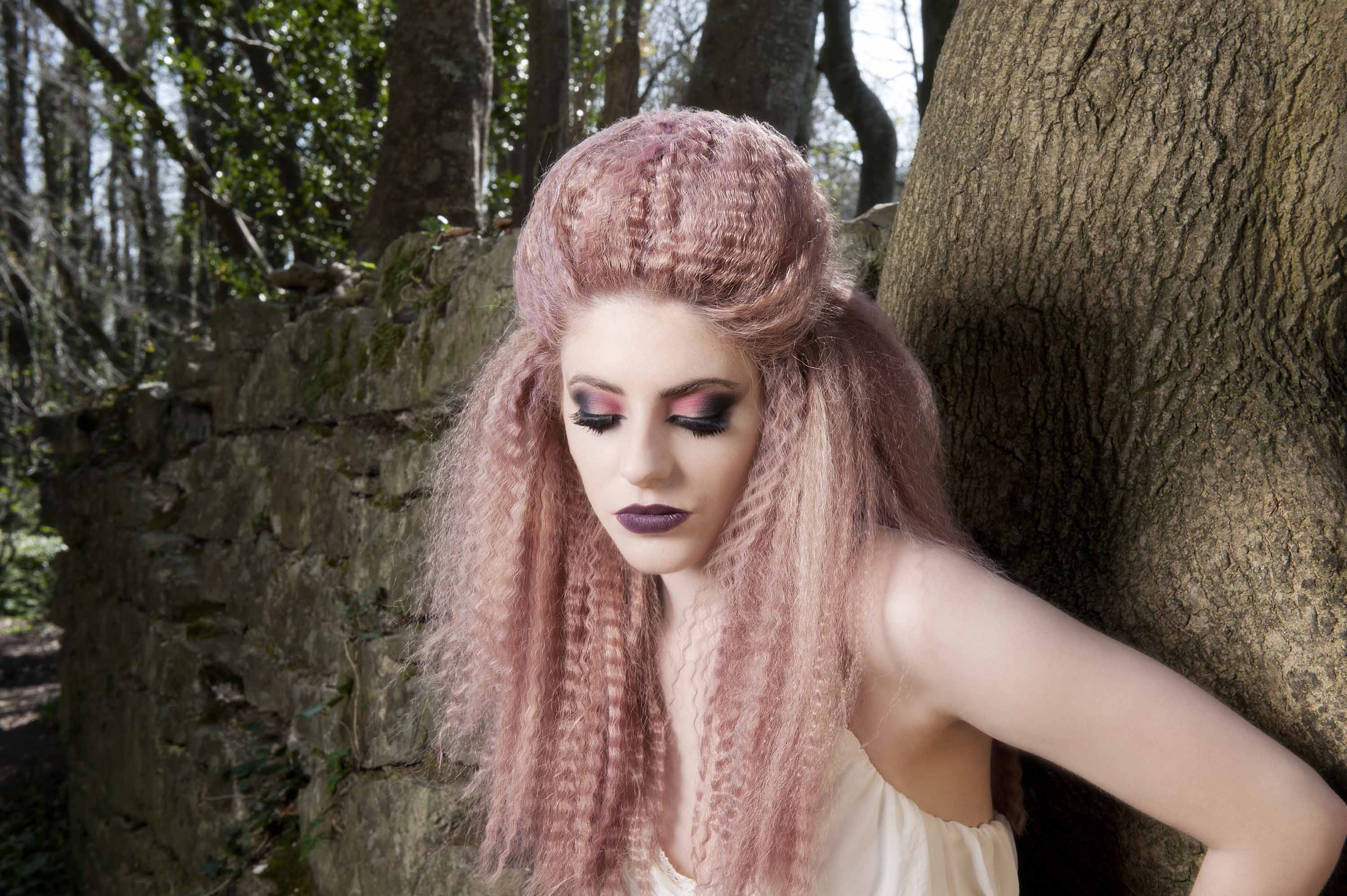 The Best Halloween Hair Styles Of 2016 7 Spooky Ideas To Try Now