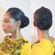 5 pretty and professional hairstyles