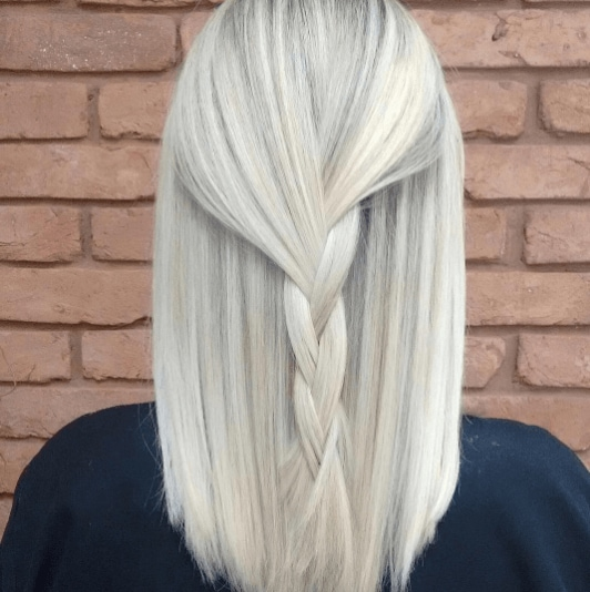 Our unmissable white blonde hair picture gallery and tips ...