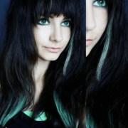 goth hairstyles