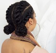 flat twist hairstyles 13 fierce