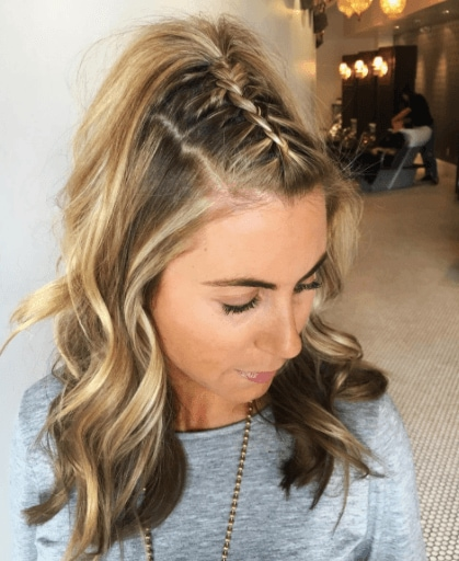 Club hairstyles: Prep for a big night on the tiles with