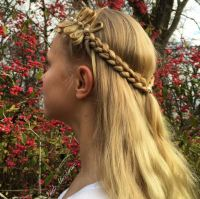 Stunning bow braid hairstyles and how to create them