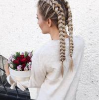 How to create double Dutch braids: Our quick and easy guide