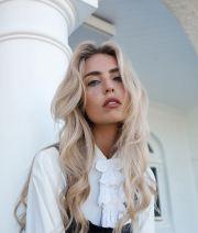long blonde hair ideas 'll
