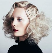 incredible platinum blonde hairstyles
