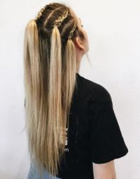 Braids for long hair: The best styles from Instagram