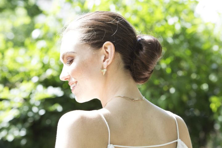 8 low bun hairstyles that ll make you rethink your basic top knot