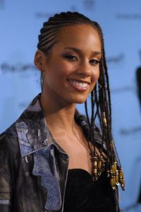 Alicia Keys Braids 2017 Hairstyles - Hairstyles By Unixcode
