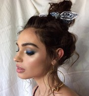 sexy and easy night hairstyles