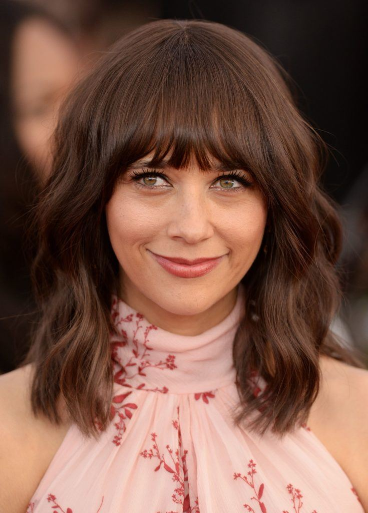 The best hairstyles with bangs inspired by celebrities