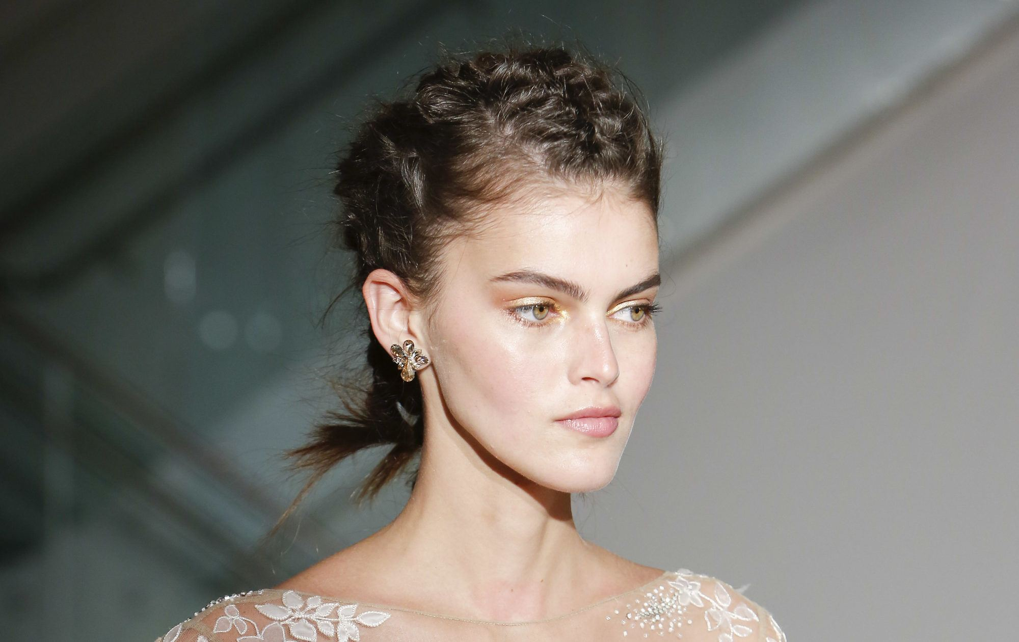 These braids for short hair are super easy to style