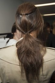 casual and easy updos wear