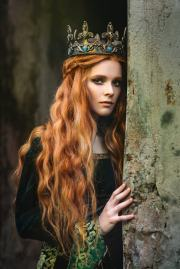 5 medieval hairstyles inspire