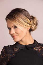 romantic side braid hairstyles