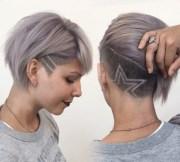 hair tattoo inspiration cool undercut