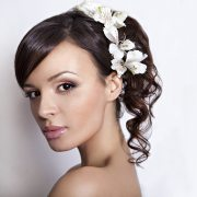 curly wedding hairstyles kulot