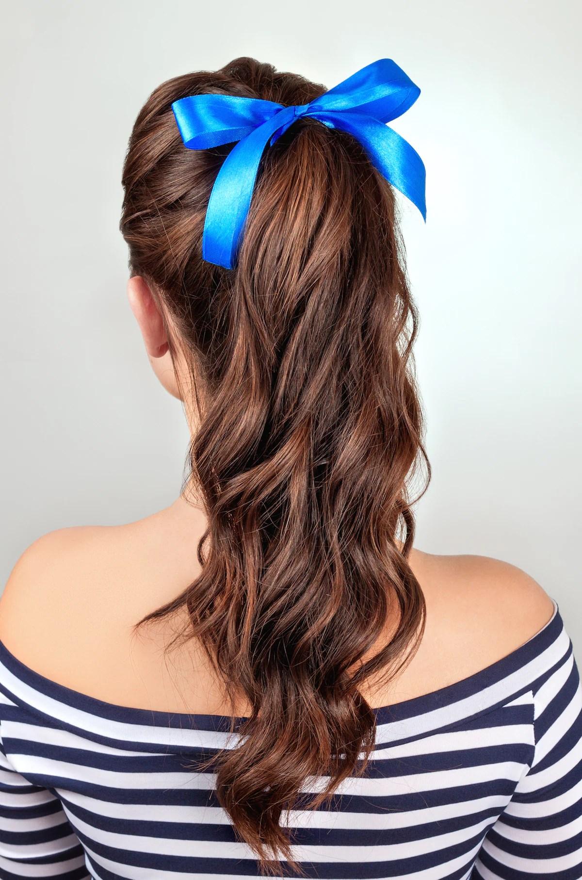 Model Rambut Panjang Bergelombang : model, rambut, panjang, bergelombang, Variasi, Model, Rambut, Panjang, Bergelombang, Untuk, Goal!